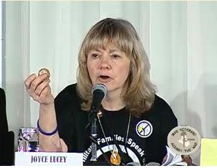 ルーシー夫妻 画像出典:IVAW 証言ビデオ