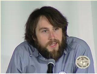 ジェイソン・ハード 画像出典;IVAW 証言ビデオ